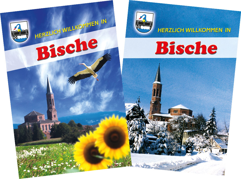 Citylightplakat für Stadt Rheinau